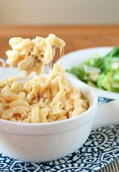 Creamy Stovetop Mac and Cheese recipe by Annie's Eats