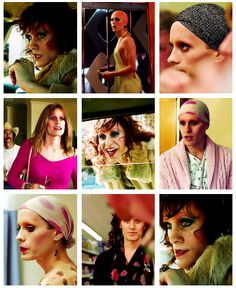 """Rayon, a transgender woman, played by Jared Leto in the 2013 biographical drama """"Dallas Buyers Club"""""""