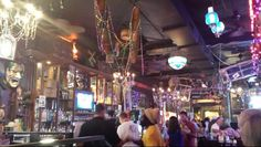 hit the bar for a few drinks, new friends, and good times! Bourbon St. Bar .. Wilmington NC