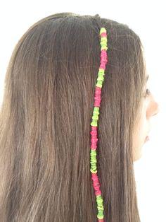 Loom Band hair Wrap