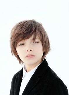Maybe i can get Luc's new haircut to look a little more like this. December - Kids - Lookbook - ZARA United States