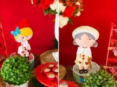 Festinha- Pequenos Luxos - Chapeuzinho Vermelho-5