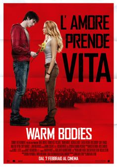 Il romanzo Titolo originale:Warm Bodies Titolo italiano:Warm Bodies Autore:Isaac Marion Edizione:Fazi Editore Pagine: 270 Anno: 2011 Il film Titolo ori