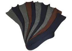 Pánské zdravotní bambusové ponožky - 10 párů (MIX BAREV)