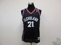 Vtg 90s Champion Cleveland Cavs Cavaliers Trajan Langdon Basketball jersey sz 44 #Champion #ClevelandCavaliers  #tcpkickz