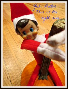 Elf on the Shelf Ideas for Adult Eyes only.