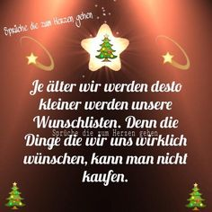 Christmas Love, Christmas Greetings, Christmas And New Year, Xmas, Christmas Ornaments, New Year Text, German Quotes, Family Quotes, Slogan
