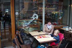 Bread & Rosas - Travelogue: Paris, France (Part Two)