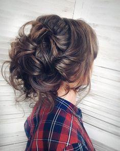 Beautiful Wedding Updo Hairstyle Ideas 24