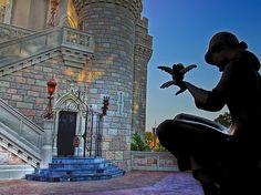 Wishing well outside Cinderella's Caste, WDW