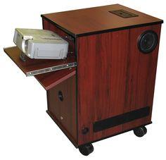 MM 850 | Omni Projector Cart | Exact Furniture | AV IQ