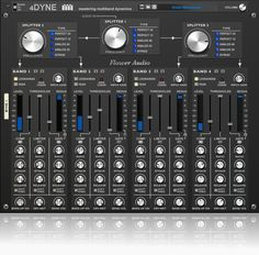 "Flower Audio's ""4Dyne"": A Mastering Multiband Dynamics Processor"