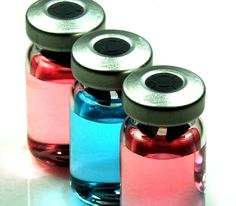 Injection Vials, Made in England!