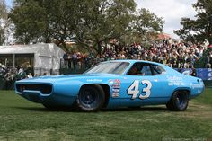 plymouth road runner | Plymouth Road Runner Hemi (Richard Petty) 1971