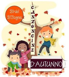 Filastrocca 'Foglie d'Autunno - Autumn Leaves' | AngeliqueFelix.com - The Magic of Play