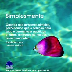 Simplesmente universe natural
