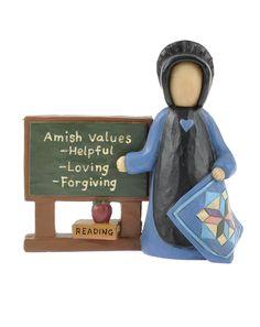 Amish Values Teacher  $9.99