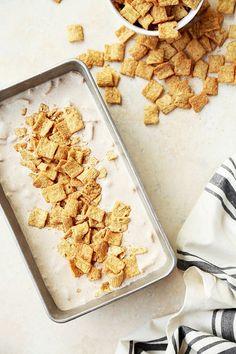 Cinnamon Toast Milk Ice Cream - The Candid Appetite