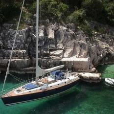 Beneteau 50 sailing boat for charter in Mahon, Menorca