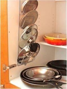 Organização inteligente na cozinha – Ideias Diferentes