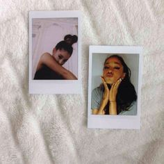 For Sale: Ariana Grande Polaroid Prints for $4
