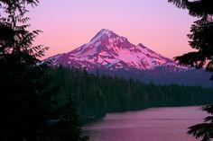 https://flic.kr/p/ov2Yxo | Good ol' Hood | Good ol' Mount Hood at sunset.