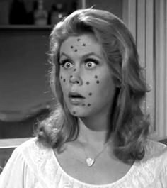 Take Two Aspirins and a Pint of Porpoise Milk (Bewitched : Animated)
