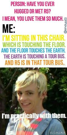 By Sinduja @sinduja03 #JustR5Things.>> I told my best friend this.. she looked at me like I killed someone.. and then started laughing..