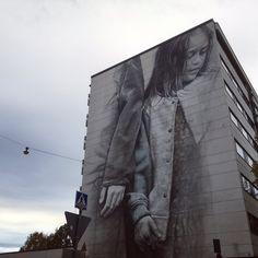 Guido van Helten (2016) - Helsinki (Finland)