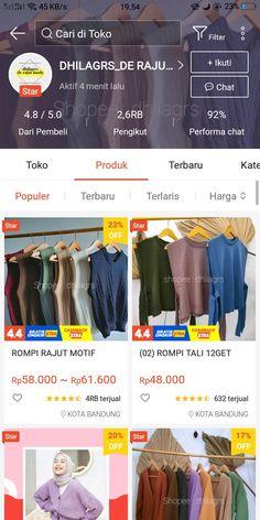 Best Online Clothing Stores, Online Shopping Stores, Diy Fashion, Korean Fashion, Womens Fashion, Online Shop Baju, Street Hijab Fashion, Casual Hijab Outfit, Happy Shopping