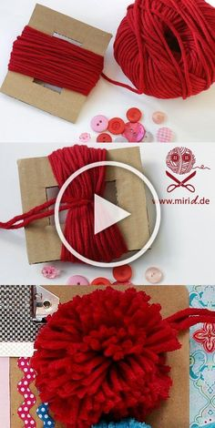 23 Clever DIY Christmas Decoration Ideas By Crafty Panda Diy Crafts Videos, Diy Crafts To Sell, Diy Crafts For Kids, Home Crafts, Easy Crafts, Diy Christmas Videos, Christmas Diy, Easy Craft Projects, Diy Weihnachten