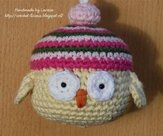 Crochet-licious: Uiltje