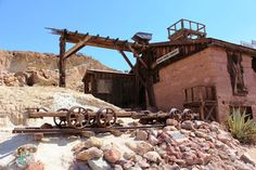 Calico Ghost Town (USA)