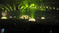 Sensation White, Copenhagen - you haven't lived till you've gone to one