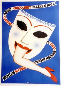 Quodlibet+Masken+Ball+-+Basel+by+Stoecklin,+Niklaus