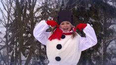 Míša Růžičková - Sněhuláci (Cvičíme s Míšou - plná verze) Just Dance, Montessori, Snowman, Youtube, Blog, Carnavals, Blogging, Snowmen, Youtubers