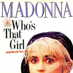 Who's that Girl single 1987