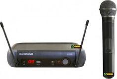 WR-110DR/Hand Mikrofon bezprzewodowy