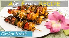 Chicken Kabobs - Powered by @ultimaterecipe
