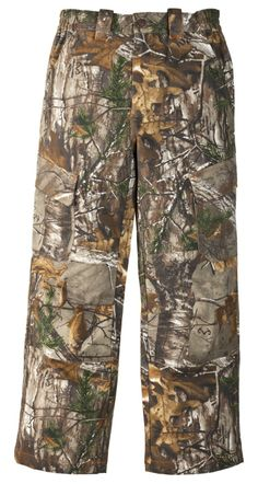 RedHead® Silent-Hide® Pant for Youth | Bass Pro Shops #youthhuntinggear #kidscamo #camopants