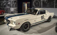 1965 Shelby Mustang GT350 R SFM5R531