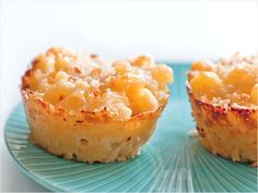 Mac-N-Cheese Muffins