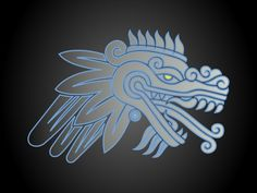 quetzalcoatl by ManuelLG.deviantart.com