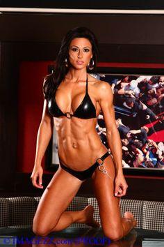 Mary Jarmolowich - Female Fitness
