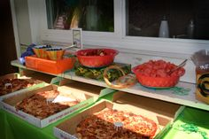 """Photo 1 of 23: Snakes, lizards, alligators, Reptiles / Birthday """"Luke's 5th Birhtday! Reptiles Stlye""""   Catch My Party"""