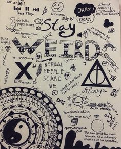 Resultado De Imagen We Heart It Doodles Drawing DesignsDrawing