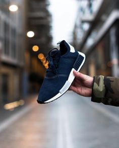 adidas Originals NMD Runner: Blue Suede