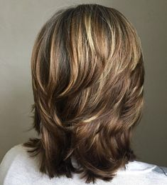 Layered Haircut For Thick Hair - not for me, but for my sister Shannon who has beautiful, thick and curly hair!