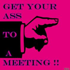 Get to a meeting