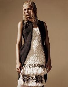 Valeria Dmitrienko by Angelo D'Agostino for Velour Magazine, 2012 Multiple Choice, Magazine, Dresses, Fashion, Vestidos, Moda, Fashion Styles, Magazines, Dress